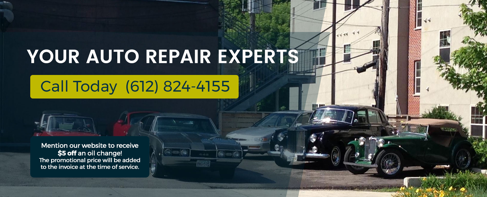 Mechanic in Minneapolis, MN | ASE Certified Auto Repair Shop